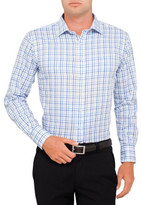 Van Heusen 2 Tone Check Euro Fit Shirt