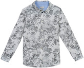 Paul Smith New York Map Master Shirt
