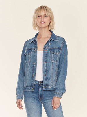 DL1961 Clyde Classic Trucker Jean Jacket