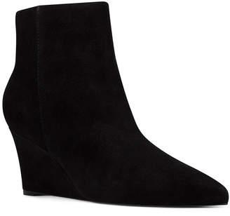 Nine West Carter Wedge Booties Women Shoes