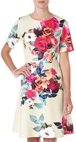Phase Eight Calie Floral Print Fit and Flare Dress