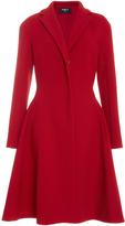 Paule Ka Dress Coat with Pockets