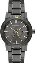 Burberry BU9340 gunmetal watch