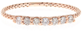 Jacquie Aiche White diamond & rose-gold ring