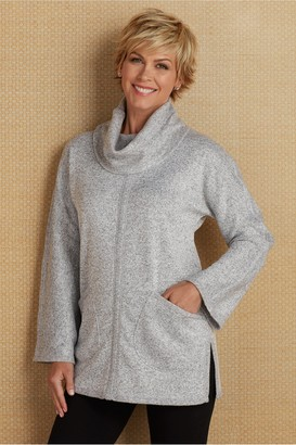 Soft Surroundings So Cozy Pullover