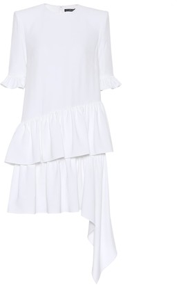 Alexander McQueen CrApe dress
