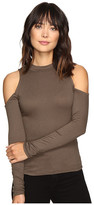 Romeo & Juliet Couture Cold Shoulder Top