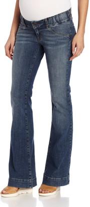 Maternal America Women's Maternity Boot Cut Jean
