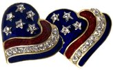Stars & Stripes Products Heart of Patriot Earrings
