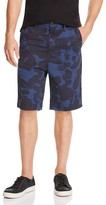G Star Bronson Camouflage Shorts