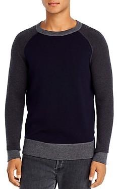 HUGO BOSS Gennadi Color-Block Sweater