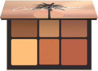 Smashbox Cali Kissed Highlight + Blush Palette Dark