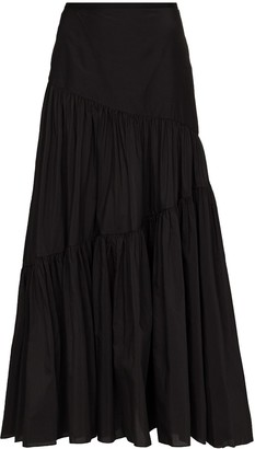 Matteau Tiered Maxi Skirt