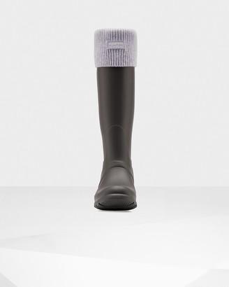 Hunter Original Rib Cuff Tall Boot Socks