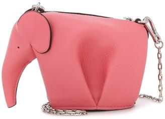 Loewe Elephant Nano crossbody bag