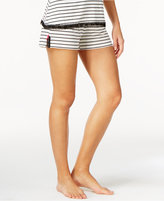 Jenni by Jennifer Moore Striped Boxer Pajama Shorts, Only at Macy's