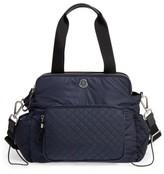 Moncler Infant Girl's Mommy Nylon Diaper Bag - Blue