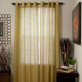 Portsmouth Home 2-pack Mia Jacquard Sheer Curtains