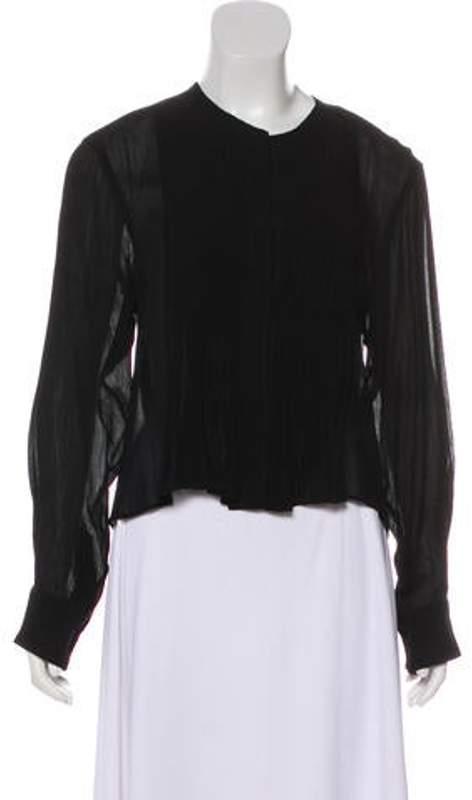 Isabel Marant Ãtoile Medium-Weight Long Sleeve Cardigan Black Ãtoile Medium-Weight Long Sleeve Cardigan
