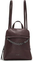 Calvin Klein HERA LAMB LEATHER BACKPACK