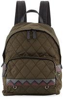 Prada Tessuto Impunturato Backpack