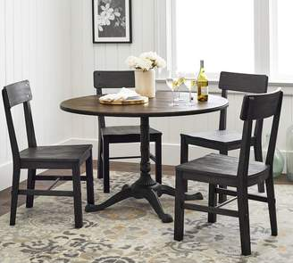 Pottery Barn Rae Round Pedestal Dining Table