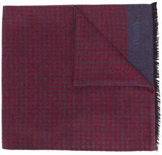 Church's houndstooth print scarf
