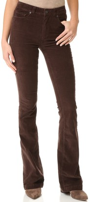 Paige Women's High Rise Bell Canyon Jeans