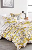 DKNY Cutout Floral Comforter & Sham Set