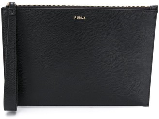 Furla Babylon clutch bag