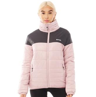 Bench Womens Anniston Jacket Pale Pink