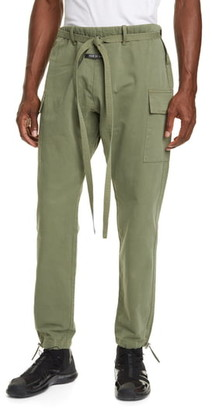 Fear Of God Drawstring Belt Pants
