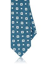 Drakes Drake's Men's Silk-Linen Necktie