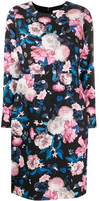 Erdem Evita floral day dress