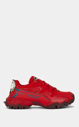 Valentino Garavani Men's Leather & Mesh Sneakers - Red