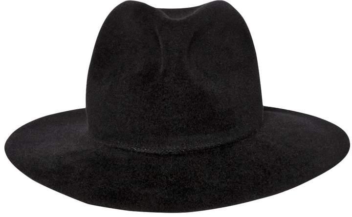 Yohji Yamamoto Soft Wool Felt Hat