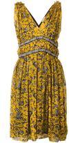 Etoile Isabel Marant 'Balzan' dress - women - Silk/Cotton/Polyester/Viscose - 40
