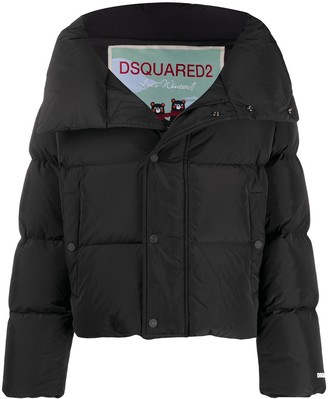 DSQUARED2 Down-Feather Puffer Jacket
