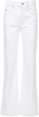 Etoile Isabel Marant Belvira Cotton Denim Jeans