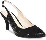 Karen Scott Ghwen Pointed-Toe Pumps, Only at Macy's