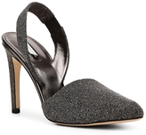 Calvin Klein Collection Dyra Beaded Leather Slingback Pump