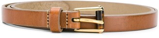 Dolce & Gabbana Tortoise Shell Detail Buckle Belt