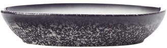 Maxwell & Williams Caviar Granite Oval Bowl 30 x 20cm