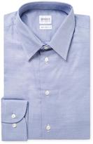 Armani Collezioni Print Dress Shirt