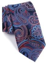 Nordstrom Men's Perfect Paisley Silk Tie