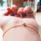 Lee Renee Mini Shell And Pearl Bracelet