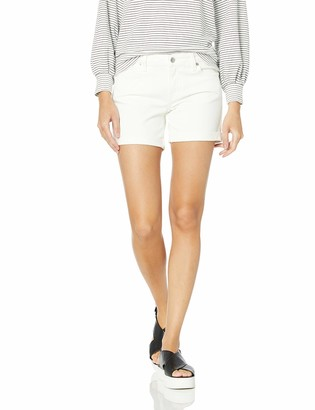 Lucky Brand Women's Mid Rise Roll Up Short 30 (US 10)