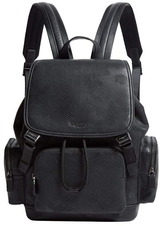 9091a14eb610 Leather Camo Backpack - ShopStyle UK