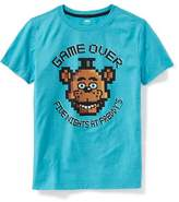 Old Navy Five Nights at Freddy's Graphic Tee for Boys