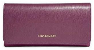 Vera Bradley Plum Leather Audrey